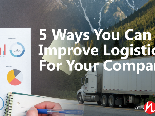 Simplest ways to improve logistics for your company
